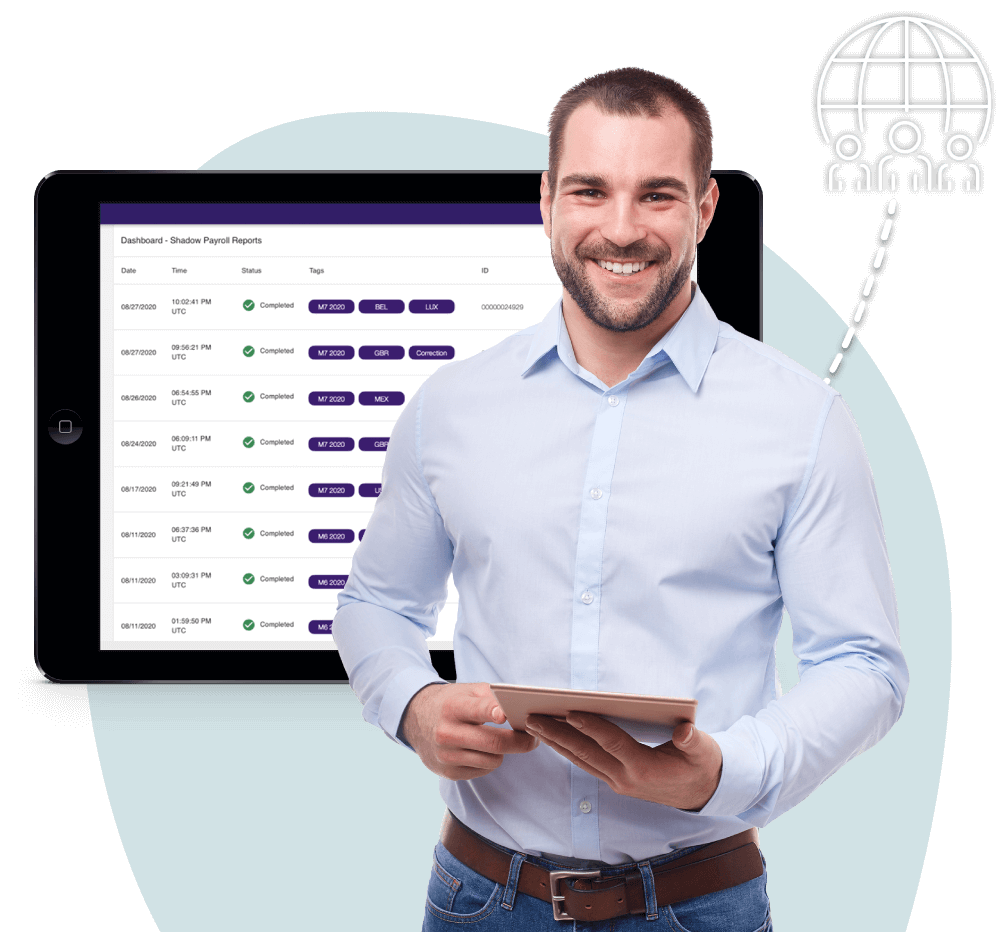 shadow payroll automation software